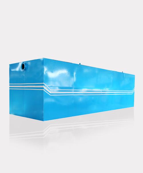 WSZ-A钢板模块一体化污水设备