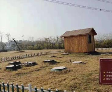 湖南旅游景区地埋式污水处理设备
