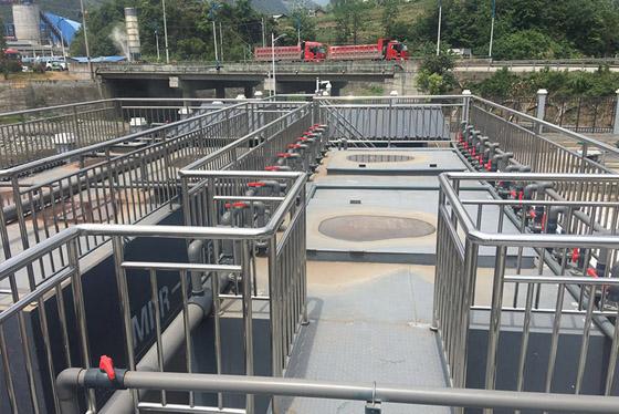 地埋式医院污水处理设备安装