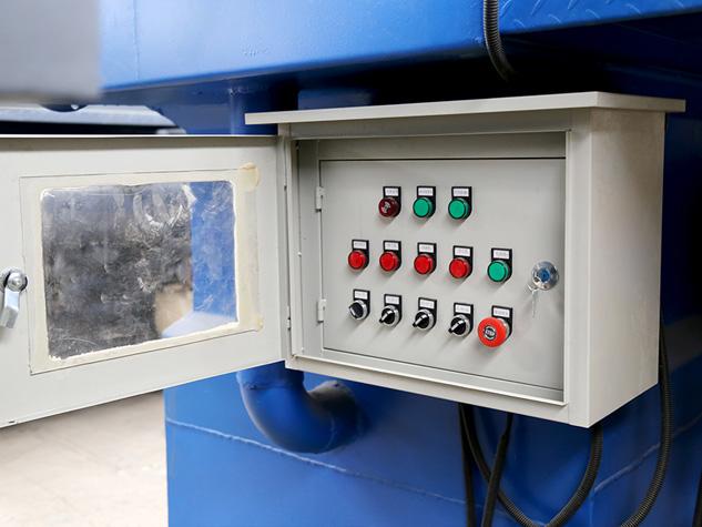 三分28走势图地面安装 电控系统