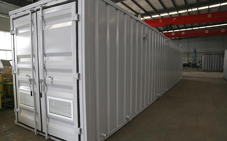 污水处理设备报价整套-集装箱式污水处理设备