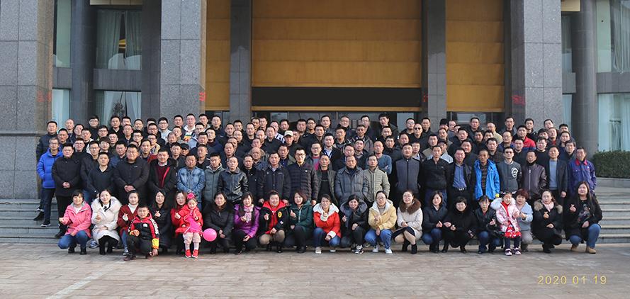 潍坊中侨环境工程有限公司团队照片