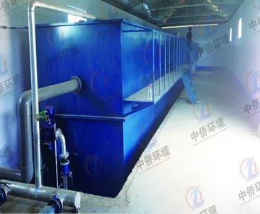 坊子区穆村污水处理站300吨项目