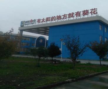 葵花药业分厂废水处理项目