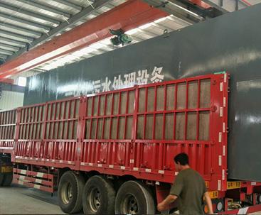 吉林一体化污水处理设备100吨