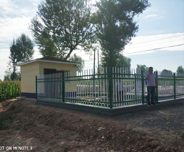 吉林一体化污水处理设备