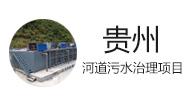 贵州河道污水整治项目
