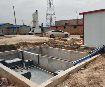 广西一体化污水处理设备