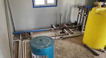 一体化地埋式污水处理设备使用方案