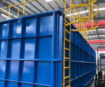 出口泰国曼谷一体化污水处理设备