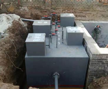 河北地埋式污水处理设备