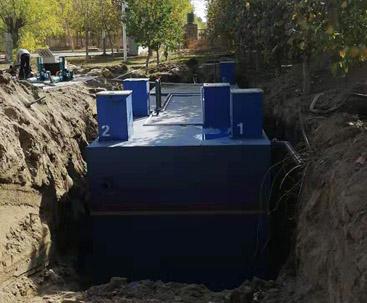 wsz系列一体化污水处理设备