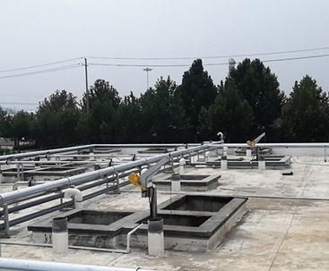 地埋式污水处理设备项目
