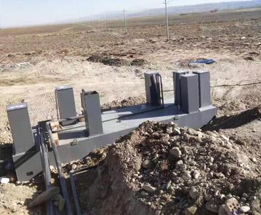 新疆地埋式一体化污水处理设备