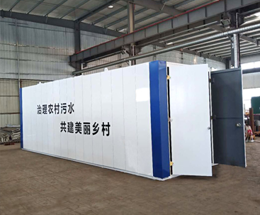 5吨微型污水处理设备