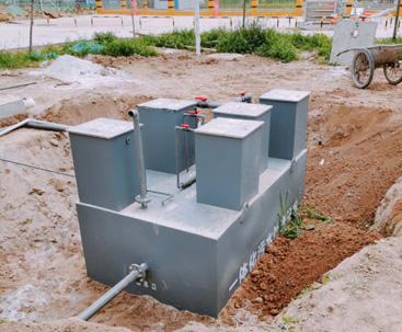 1天5吨污水处理设备