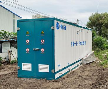 飞机场服务区一体化污水处理设备