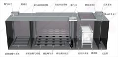 地埋式污水处理设备内部结构